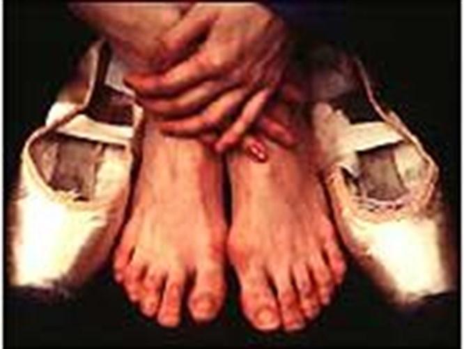 Sol ayakkabı fetişisti